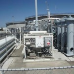 Sewage powered hydrogen fueling station opens in CA