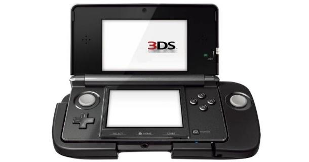 3ds double pad adapter