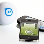 Robotic Ball Is Controlled By IPhone