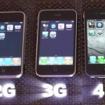 War Screens: iPhone 2 vs 4 vs iPhone 3G